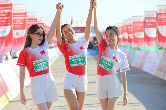 hoa hau tieu vy marathon 2020 14