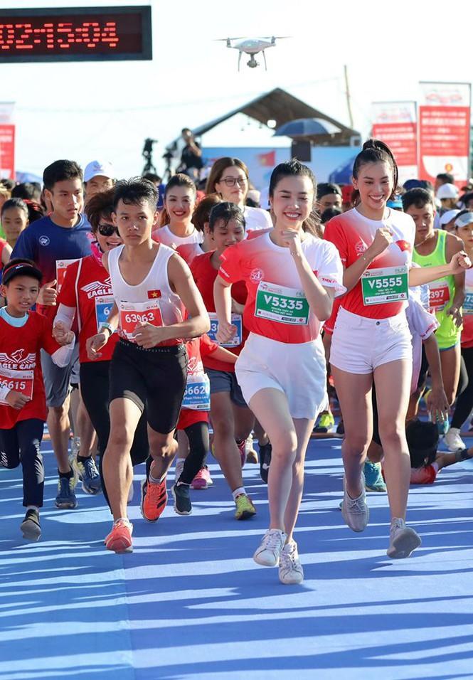 hoa hau tieu vy marathon 2020 5