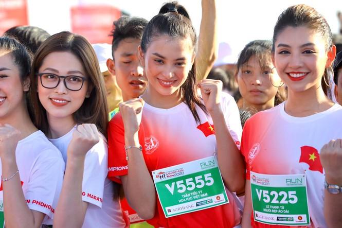 hoa hau tieu vy marathon 2020 6