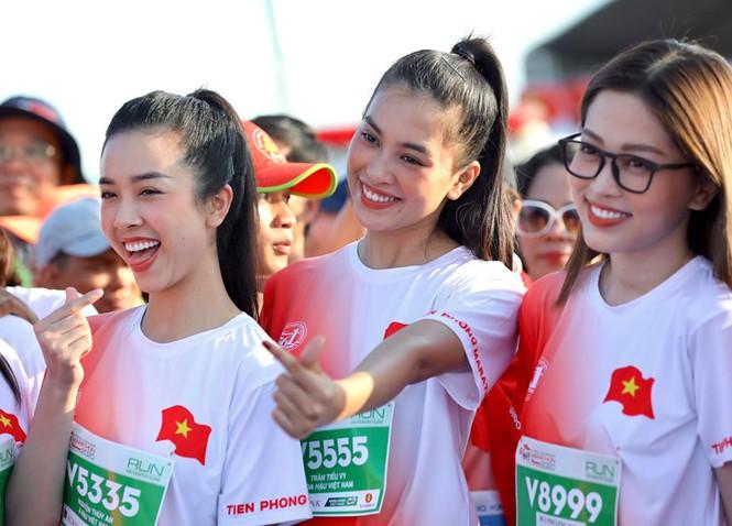 hoa hau tieu vy marathon 2020 7