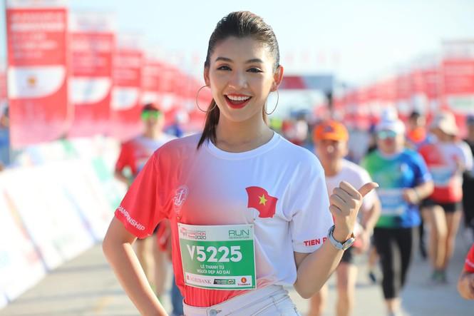 hoa hau tieu vy marathon 2020 9
