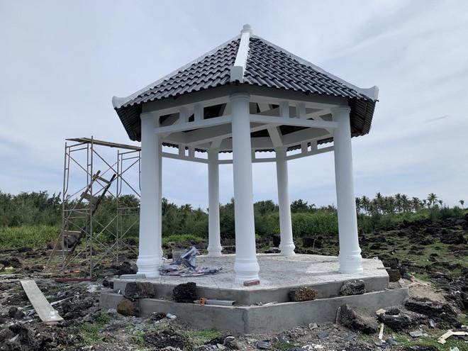 Điểm dừng chân trên đảo Bé (huyện đảo Lý Sơn) gây phản ứng từ dư luận