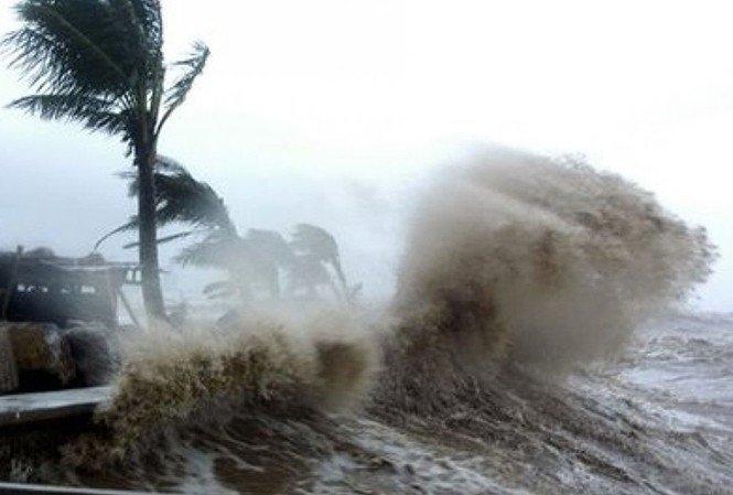 Diễn biến mới bão số 12: Đảo Lý Sơn gió giật cấp 9, Huế đến Khánh Hòa mưa rất to (Hình ảnh minh họa)