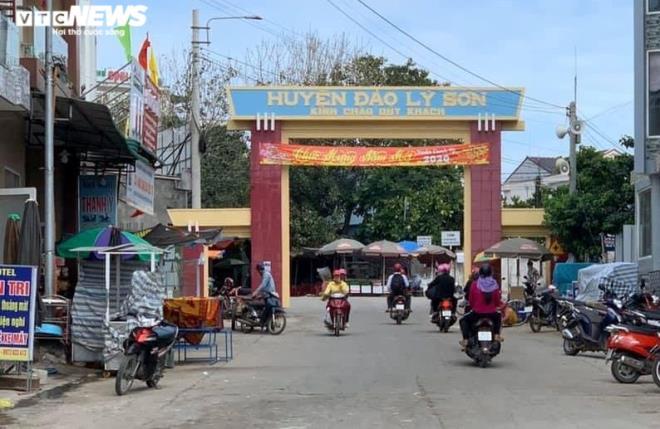 Quảng Ngãi kiến nghị tiếp tục được hưởng một số cơ chế, chính sách ưu đãi hỗ trợ phát triển huyện đảo Lý Sơn.