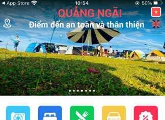 Phan mem du lich Quang Ngai