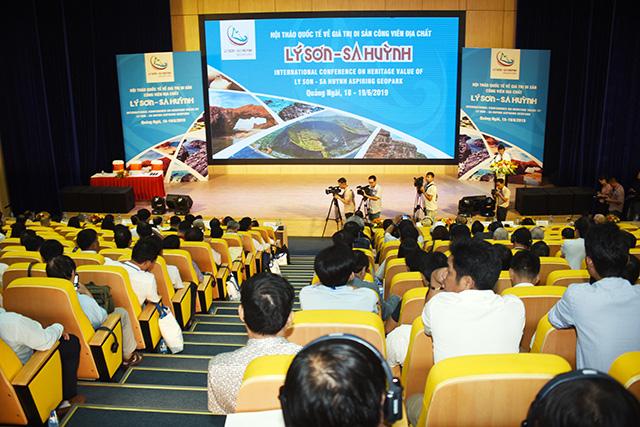 Quang cảnh một buổi hội thảo CVĐC toàn cầu
