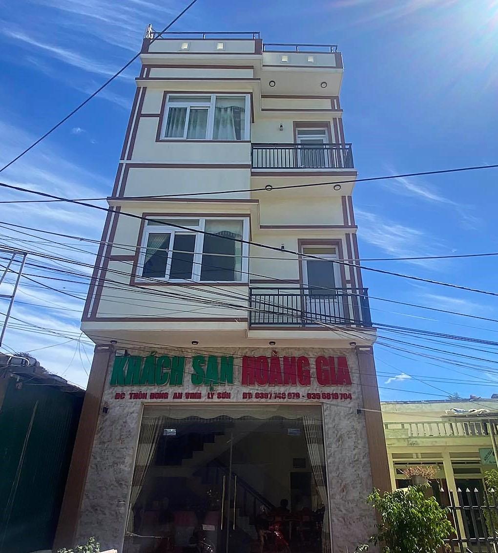 Một khách sạn ở đảo Lý Sơn đóng cửa vì Covid-19.