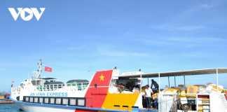 Huyện Lý Sơn đã đề xuất UBND tỉnh Quảng Ngãi cho phép tạm dừng đón khách nội tỉnh.